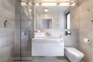 Łazienka w obiekcie Rosevia Resort & Spa