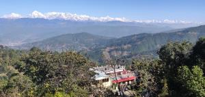 A bird's-eye view of Shubham Home Stay