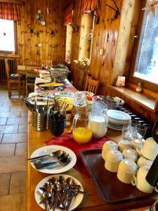 Restaurace v ubytování Penzion Heidi