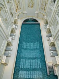 The swimming pool at or near Four Seasons Hotel Baku