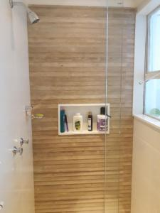 Um banheiro em Casa Da Lu