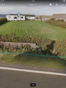 A bird's-eye view of Nether Onston Cottage