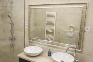 Koupelna v ubytování Apartman - Heart of Budapest