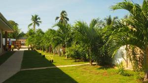 Сад в panglao moravian apartments