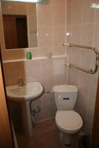 Ванная комната в Гостиница Волгодонск