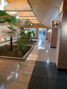 A piscina localizada em Дом ou nos arredores