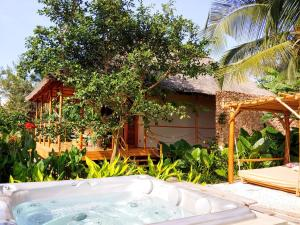 The swimming pool at or near Zuri Zanzibar