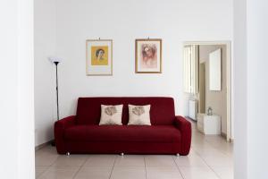 Zona de estar de Duomo Apartment