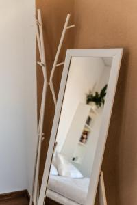 Kúpeľňa v ubytovaní AeroCafe