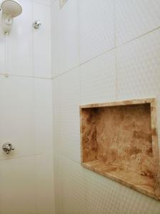 A bathroom at Pousada Praias do Gostoso