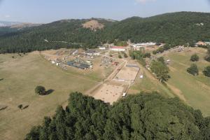 Vista aerea di POLO AGRITURISTICO DI STAFFOLI