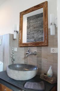 Ein Badezimmer in der Unterkunft Gemütliches Backsteinhaus von Friendly Home