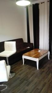 A seating area at RAIS