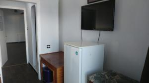 A television and/or entertainment center at RAIS