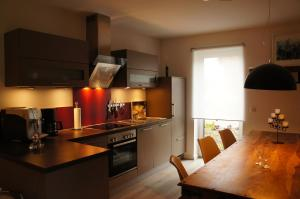 A kitchen or kitchenette at Bisping33
