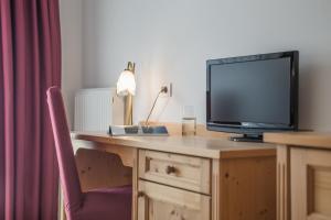 TV/Unterhaltungsangebot in der Unterkunft Hotel Innerhofer