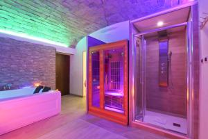 Spa and/or other wellness facilities at Hotel Il Villino