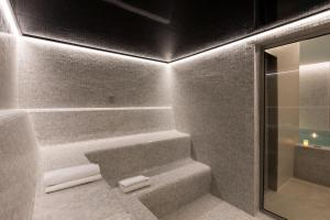 Een badkamer bij Caprice Alcudia Port