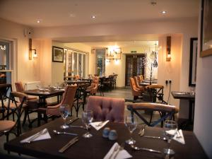 A restaurant or other place to eat at Glenridding Hotel