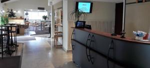The lobby or reception area at HAVANA Hotel