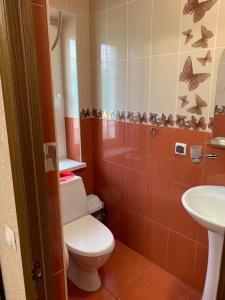 Ванная комната в Керченский дворик