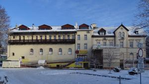 Obiekt Willa Zuzanna zimą
