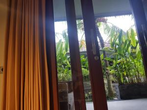 A general view from the homestay