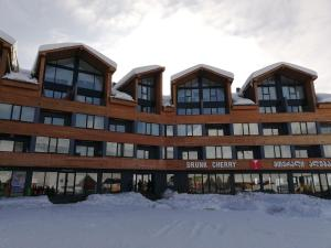 Obiekt 7 Senses Apartment New Gudauri zimą
