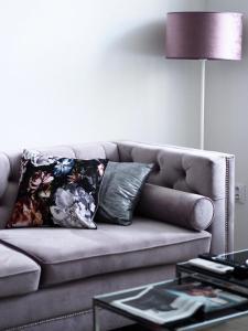 Posezení v ubytování Apartmány Mia Valtice