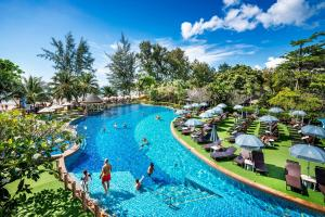 A view of the pool at Lanta Cha-da Resort - SHA Plus or nearby