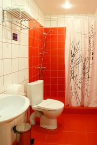 Ванная комната в Гостиница-А