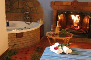 Spa o instalaciones de bienestar en Casas Cueva Cazorla