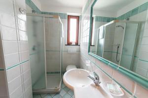 A bathroom at La Capannina - Hotel & Apartments