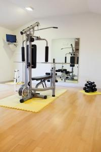 The fitness center and/or fitness facilities at Hotel dei Gonzaga