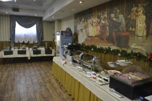Ресторан / где поесть в Green Palace Vnukovo Hotel