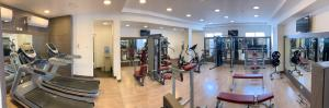 Academia e/ou comodidades em Carlton Al Moaibed Hotel
