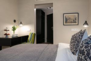 Letto o letti in una camera di Best Western Arlanda Hotellby