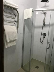 Ванная комната в Green Palace Vnukovo Hotel