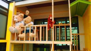 Children staying at Happy Hualien B&B