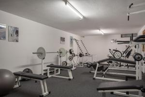 Palestra o centro fitness di Hotel Jägerhof