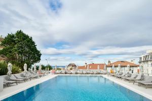 The swimming pool at or close to Résidence Vacances Bleues Le Grand Large