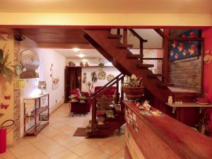 Küche/Küchenzeile in der Unterkunft Portal dos Borbas