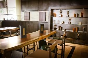 The lounge or bar area at Bahia Principe Grand Coba - All Inclusive