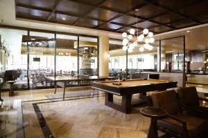A pool table at Bahia Principe Grand Coba - All Inclusive