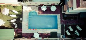 A view of the pool at Casablanca Hotel & Spa or nearby