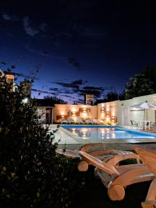 The swimming pool at or near Casablanca Hotel & Spa
