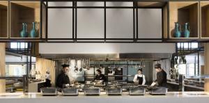 Ресторант или друго място за хранене в Agapi Beach Resort Premium All Inclusive