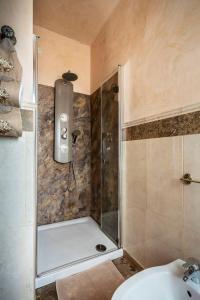 Um banheiro em La Bauta