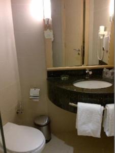 Um banheiro em Ibis Riyadh Olaya Street