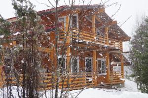 Holiday Home in Shkerakh park зимой